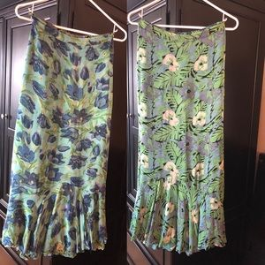 Dresses & Skirts - Sarah Arizona reversible long skirt size S